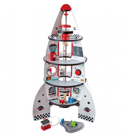 Hape 4 Stage Rocket